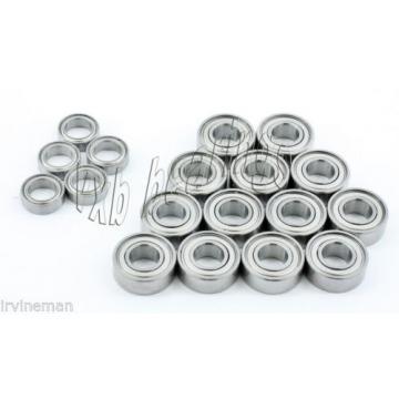 Set 14 Ceramic Bearing TAMIYA FF-02 Ball Bearings Rolling