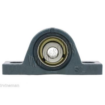 FHSLP203-17mm Pillow Block Low Shaft Height 17mm Ball Bearings Rolling