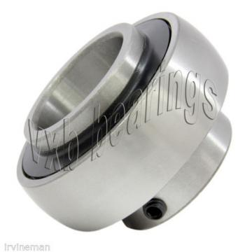 """UC202-9-BLK Oxide Plated Plated Insert 9/16"""" Bore Ball Bearings Rolling"""
