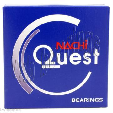 7307BMUC3T103K Nachi Angular Contact Bearing 35x80x21 Brass Cage C3 Rolling