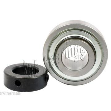 "LCR-16L Rubber Cartridge Eccentric Locking Collar 1"" Inch Bearings Rolling"