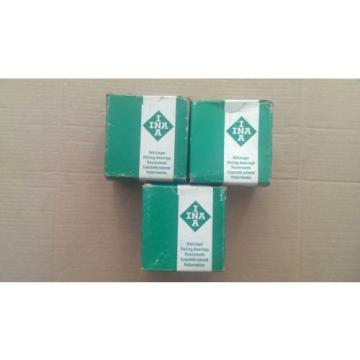 QTY of 3 New INA Rolling Bearings EW1-3/8