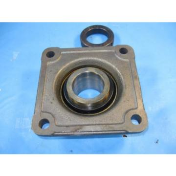 "2"" Inch Bearing LCJ-2""+ 4 Bolts Flanged Housing Mounted Bearings Rolling"
