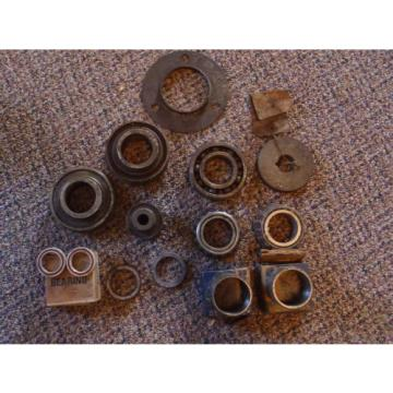 HUGE BALL &  ROLL BEARING , SEALS, AND MORE LOT