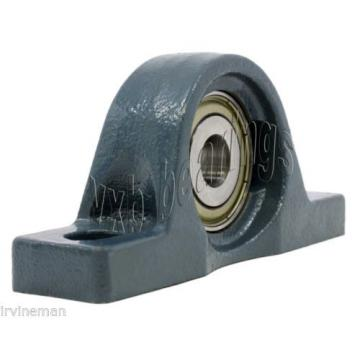 FHSLP202-15mmG Pillow Block Low Shaft Height 15mm Ball Bearings Rolling