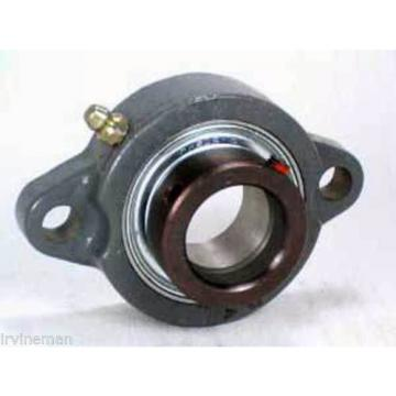 FHLF204-20mmG Bearing Flange Narrow Steel 2 Bolt 20mm Ball Bearings Rolling