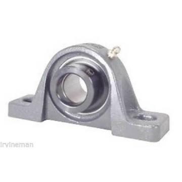 FHSPW204-20mmG Pillow Block Cast Iron Light Duty 20mm Ball Bearings Rolling