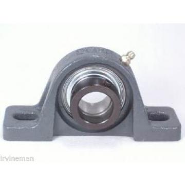 FHPWC206-30mm Pillow Block Cast Iron Light Duty 30mm Ball Bearings Rolling