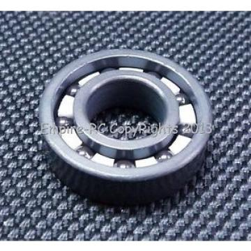 (1 PCS) 6207 (35x72x17 mm) Full Ceramic Silicon Nitride Ball Bearing (Si3N4)