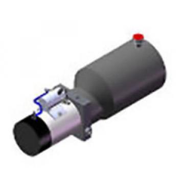 PUMPING STATION: hydraulic power unit 12v SAE 6 PORTS, 6 QT. STEEL TANK