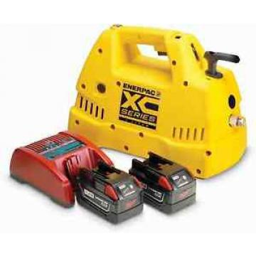 New Enerpac XC1201ME Cordless Battery Powered Hydraulic Pump.  Free Shipping