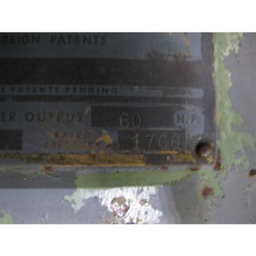 Oilgear Pump Model DX-6017