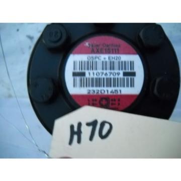 SAUER DANFOSS AXE 15111 HYDRAULIC MOTOR OSPC + EH20 11076709