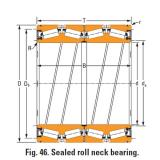 Bearing Bore seal 585 O-ring